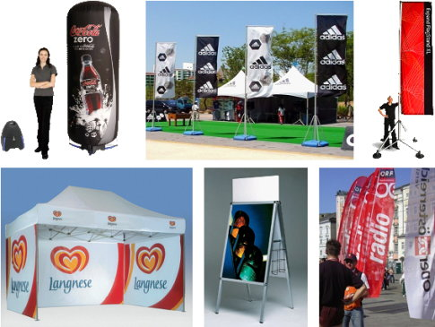 display & presentation - outdoorsystems